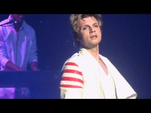 Nick Carter Incompleted Montreal November 5th 2011