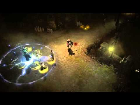Diablo III Reaper of Souls -  The Crusader Arrives