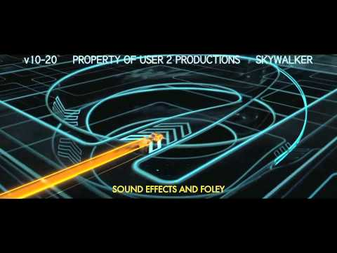 Tron Legacy : Sound Effects Vs Final Mix