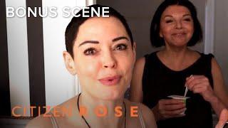 Rose McGowan Introduced to Popular Dating App | CITIZEN ROSE | E! - EENTERTAINMENT
