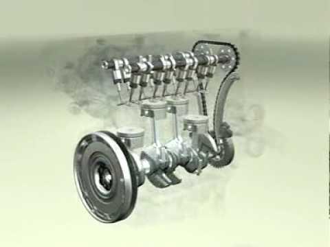 Motor 4 tiempos gasolina