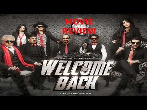 Welcome Back - Review