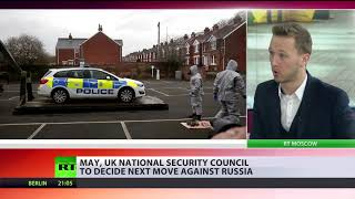 23 expelled Russian diplomats leave Britain over Skripal case - RUSSIATODAY