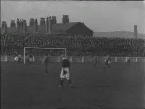 Bradford City's first ever game