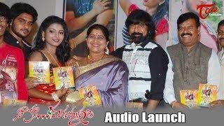 Naaku Manasunnadi Telugu Movie Audio Launch | Sujay, Chandrakanth - TELUGUONE