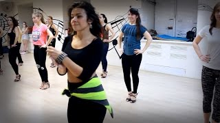 Go-go Dance class by Inna Apolonskaya / Level - beginners