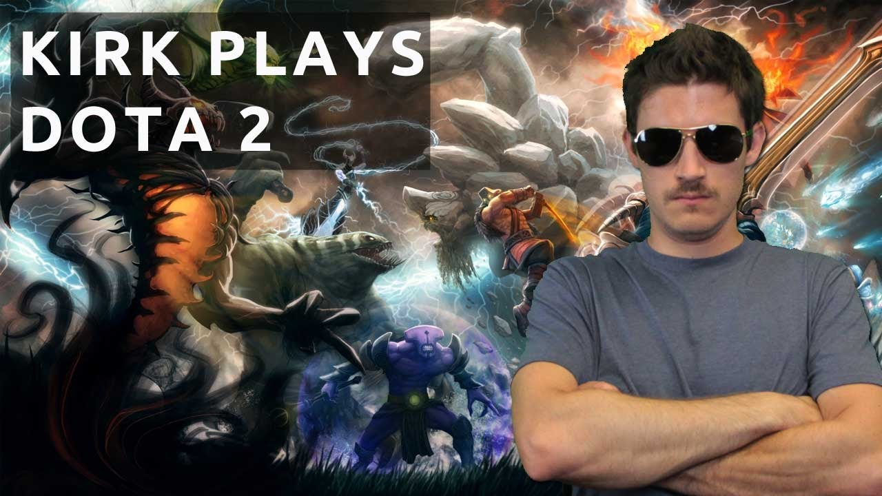 Kirk Plays Dota 2 | All Random Pub - Nature's Prophet