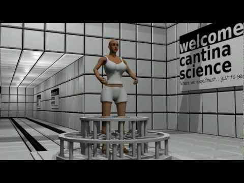 Blender Gender Change Machine