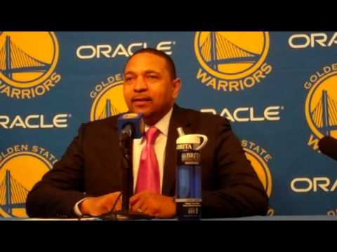 Mark Jackson on if Stephen Curry called glass on banked three vs Nets