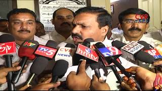 TDP Somireddy Vs YCP MLA Kakani in ZP Meeting | Nellore | CVR News - CVRNEWSOFFICIAL