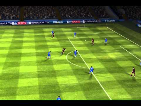 FIFA 13 iPhone/iPad - Chelsea vs. Manchester City