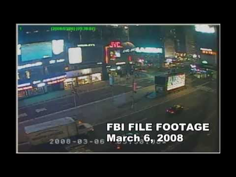 Video Footage of Suspect in 2008 Times Square Bombing