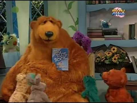 Niedźwiedź w dużym niebieskim domu - odc.88 Poczytaj mi
