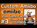 5 Awesome Fan-Made Custom Amiibo - Female Villager, Mewtwo Kirby, Captain Toad Amiibo - Ep3