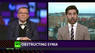 Crosstalk: Obstructing Syria - RUSSIATODAY