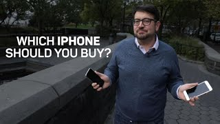 Which iPhone should you buy? - CNETTV