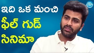 Shatamanam Bhavathi Is A Feel Good Film - Sharwanand || Talking Movies With iDream - IDREAMMOVIES