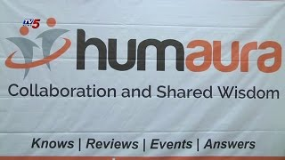 Suresh Kaza & Sridhar Launched Hamaura Indian Knowledge Website For NRIs | U.S. : TV5 News - TV5NEWSCHANNEL