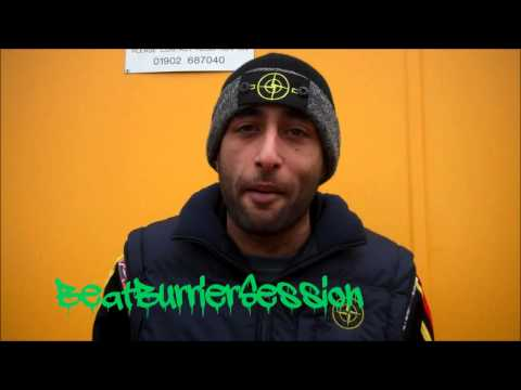 iSprayMedia: Syco BeatBurrierSession