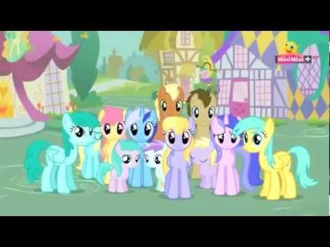 """[Dubbing PL] My Little Pony Przyjaźń to Magia odc. 46  """"It's About a Time"""" (HD)"""