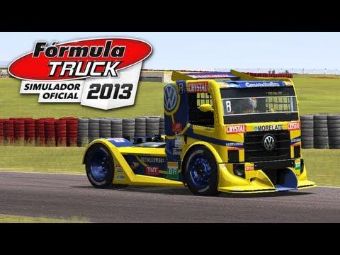 Fórmula Truck 2013 - Corrida de Caminhões