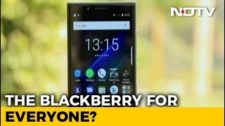 An Affordable BlackBerry - NDTV