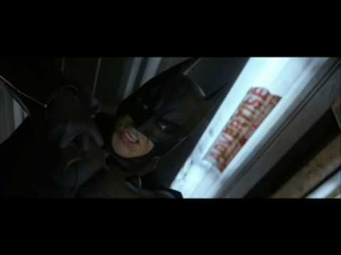 Batman Begins and The Dark Knight MV Re-Edit