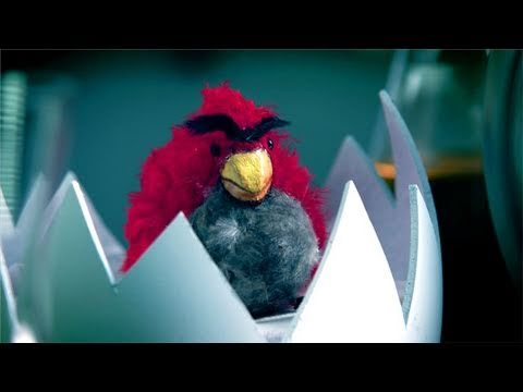 Bande annonce : Angry Birds (VO)