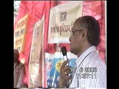 Celebration of  Eye donation day -10th june 2006