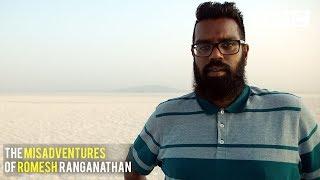 Why Romesh Ranganathan hates camping! - BBC - BBC