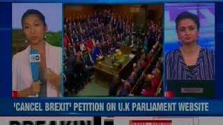 Brexit Deal Gets Delayed; EU leaders issue ultimatum to Britain over no-deal Brexit - NEWSXLIVE