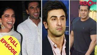 Deepika's Possessive Side For Ranveer | Ranbir's Reply To Salman's Comment On 'Sanju' & More - ZOOMDEKHO