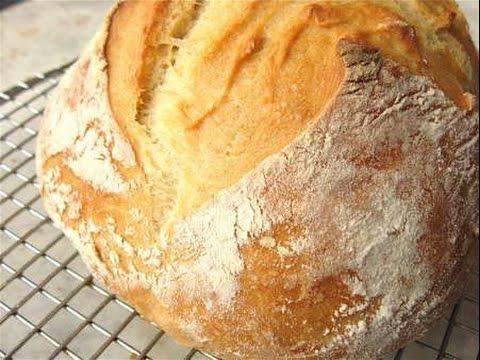 How to make SUPER EASY Artisan Bread & Pita Bread