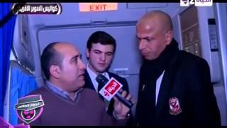 جمعة: الأهلي أحسن فريق في الدوري.. والسوبر الإفريقي صعب