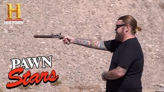 Pawn Stars: Breech-Loading Pistols (Season 15) | History - HISTORYCHANNEL