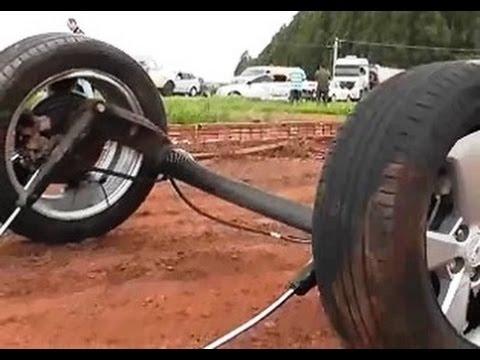 Na BR 158, acidente entre camionete e automóvel arranca eixo traseiro de automóvel mourãoense