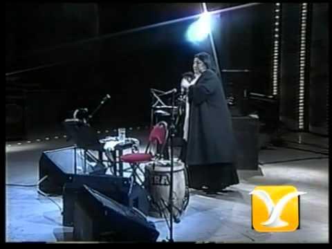 Mercedes Sosa, Todavía cantamos - Gracias a la Vida