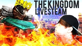 Thumbnail van The Kingdom  JENAVA LIVESTREAM + MINIGAMES + GIVEAWAYS!