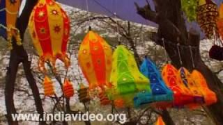 Applique art, handicraft, Orissa, Surajkund Crafts Mela, India