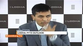 Countdown: High Quality Housing Continue To See More Demand: Lodha - BLOOMBERGUTV