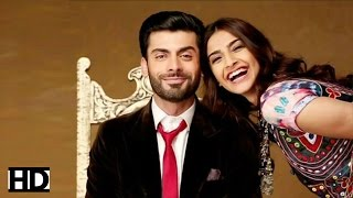 Sonam-Fawad promote Khoobsurat on Entertainment Ke Liye Kuch Bhi Karega - HUNGAMA