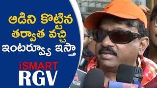 RGV About iSmart Shankar Movie | TFPC - TFPC