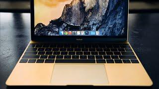 Полный обзор MacBook 12