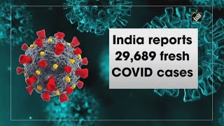 video : New Delhi : देश में Corona के 29,689 New Cases आए सामने