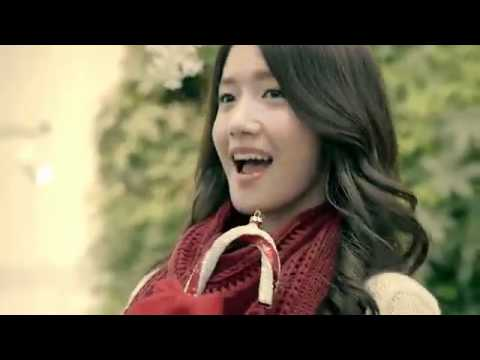 111118 SNSD Yoona Innisfree Merry green christmas CF (Full Ver.) -2pUToMfg76Q