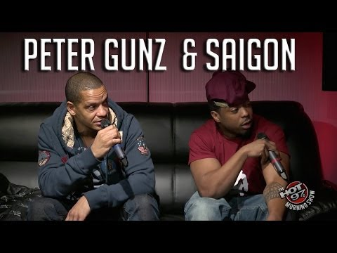 Peter Gunz admits still having sex with Tara! FULL INTERVIEW