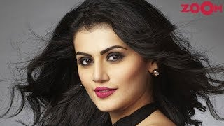 Actress Taapsee Pannu Wants To Work More In Commercial Films - ZOOMDEKHO