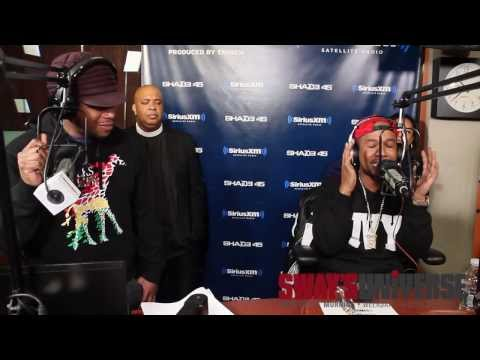 CyHi The Prynce - CyHi The Prynce Talks Sway In The Morning And Provides A Freestyle