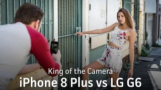 iPhone 8 Plus vs LG G6 | King of the Camera - PCWORLDVIDEOS