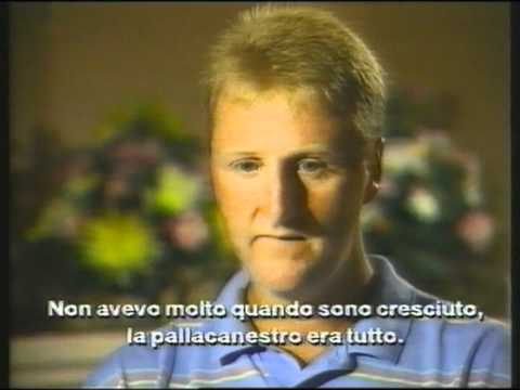 """Larry Bird, A Basketball Legend"" - ITA 1/3"